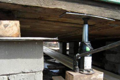 ремонт фундамента в Заокском от профессионалов